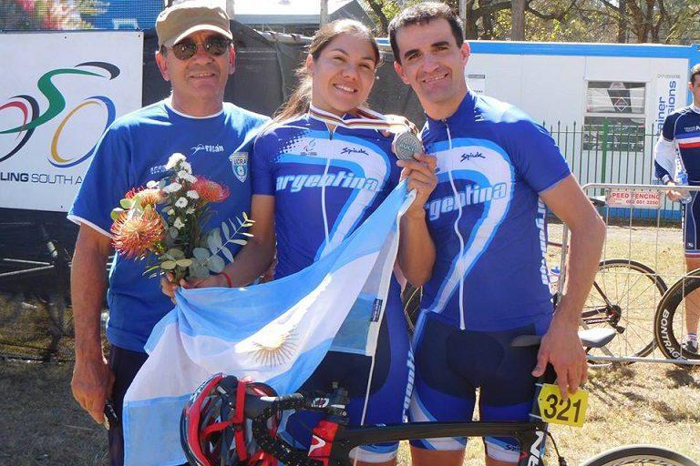 Paraciclismo: Delgado y López compiten en Holanda