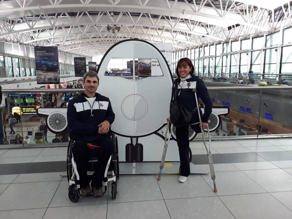 Tiro con arco: Argentina se presenta en Colombia