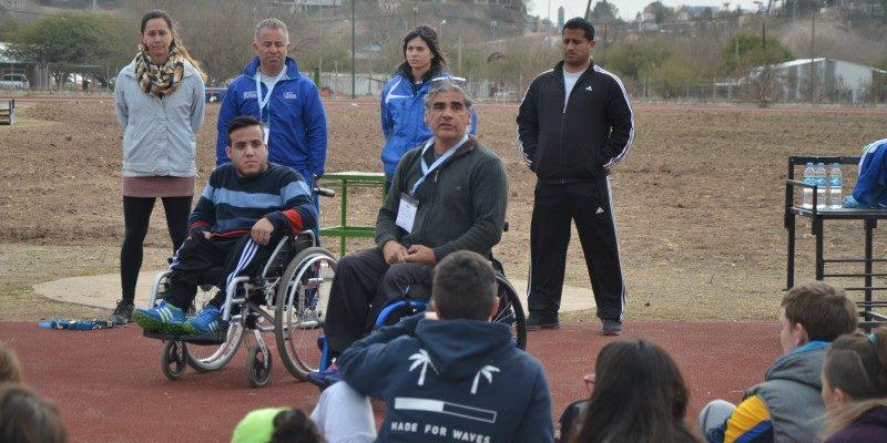 Lo mejor de la segunda jornada del segundo Congreso de Deporte Paralímpico y Adaptado