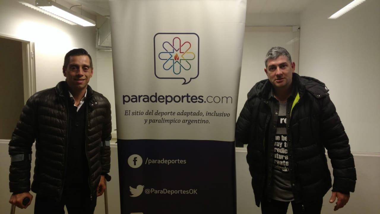 """Fútbol para amputados: """"Queremos estar entre los cuatro mejores del Mundial"""""""