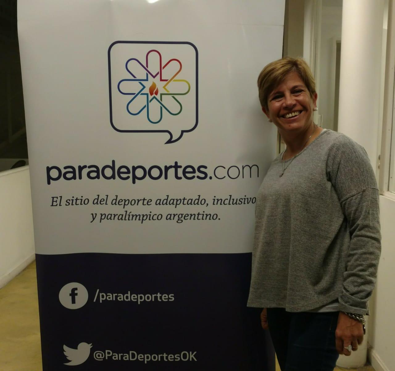 """Karina Maturano en Paradeportes Radio: """"El trabajo del psicólogo deportivo es muy subliminal, tiene que pasar desapercibido"""""""