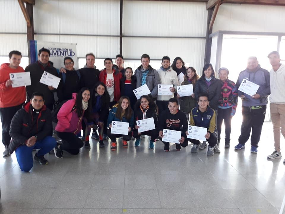 Fútbol 7: capacitación en Mendoza