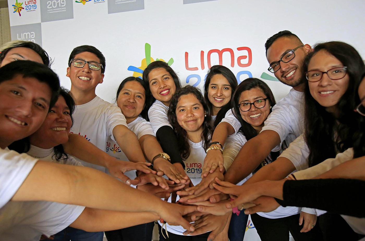 Juegos Parapanamericanos: arrancó el programa de voluntariado para Lima 2019