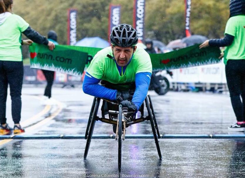 Atletismo: Alejandro Maldonado, ganador de los 15K Carrera Verde