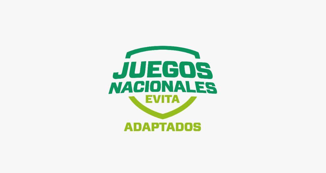 Se vienen los Juegos Nacionales Evita del deporte adaptado
