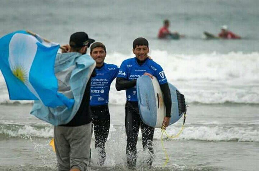 Surf adaptado: se viene el Campeonato Sudamericano en Mar del Plata