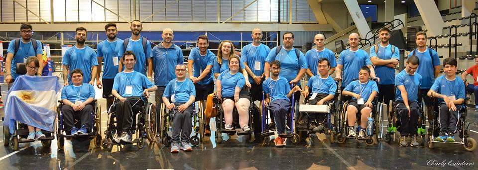 Boccia: arrancó el Open Regional en Buenos Aires