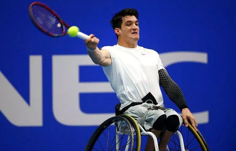 Tenis adaptado: Fernández sigue firme en el Masters