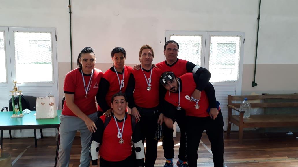 Torball: APANOVI gritó campeón