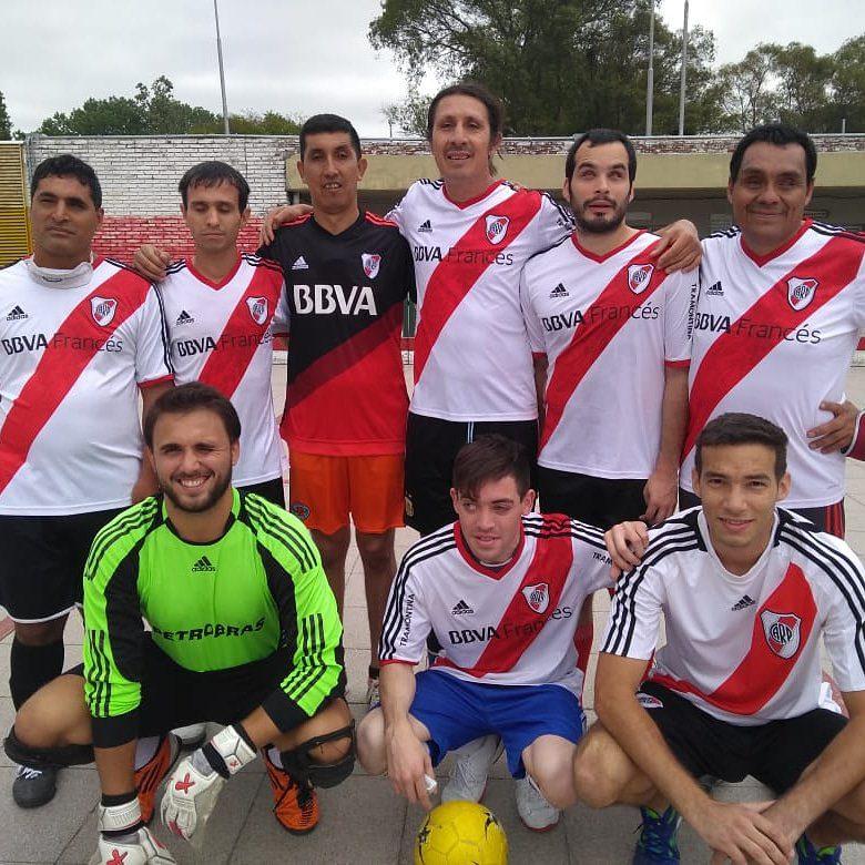 Fútbol para ciegos: River, Huracán y ACHADEC avanzan en la Liga Nacional