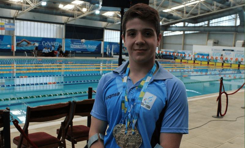 """Facundo Arregui en Paradeportes Radio: """"Soñaba con estar en los Olimpia y se cumplió"""""""