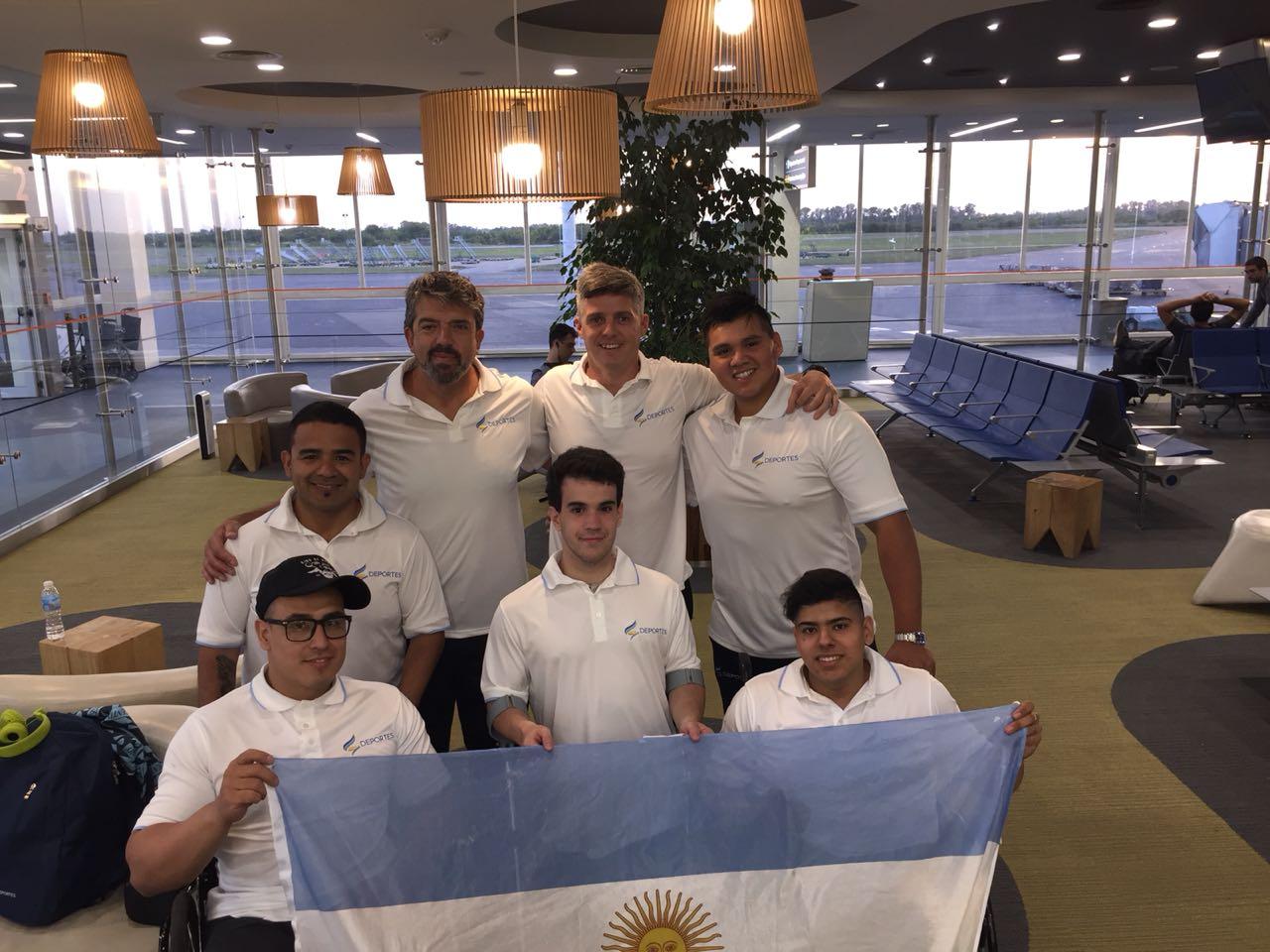 Levantamiento de pesas: Argentina viaja a Colombia