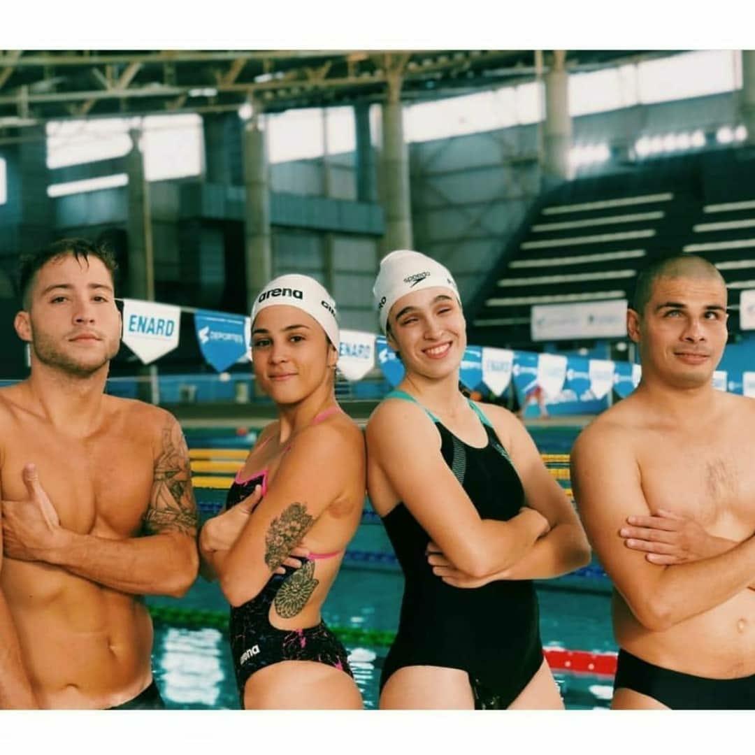 Open de natación adaptada: todos los resultados