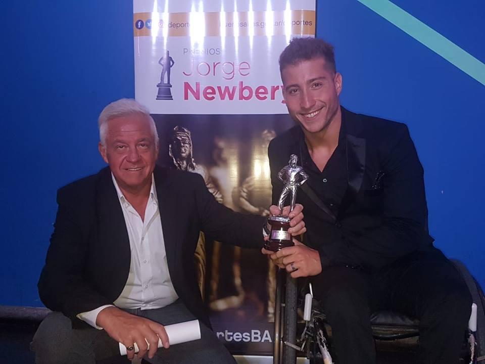 Espacio para el deporte adaptado en los Premios Newbery