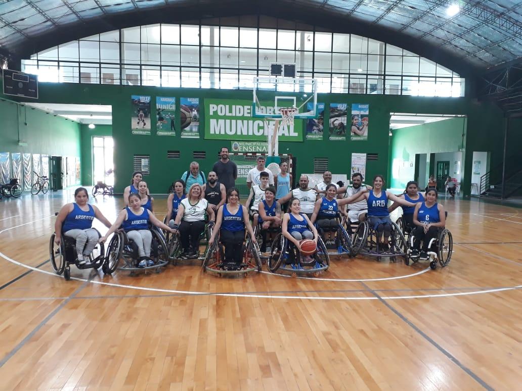 Básquet femenino: la selección argentina y su primera concentración