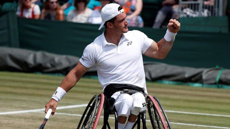 Tenis adaptado: Gustavo Fernández, finalista en Melbourne