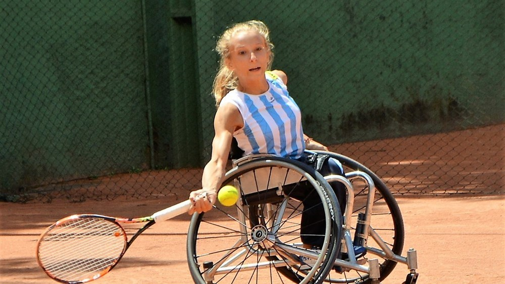 """Nicole Dhers en Paradeportes Radio: """"El objetivo es buscar una medalla en el dobles de Lima 2019"""""""