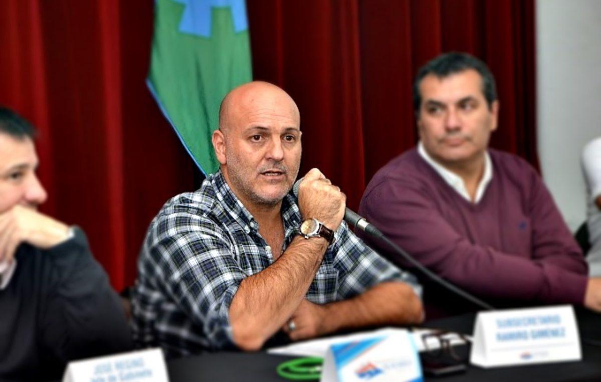 """Ramiro Giménez en Paradeportes Radio: """"Queremos que Pilar sea el Municipio del deporte adaptado"""""""