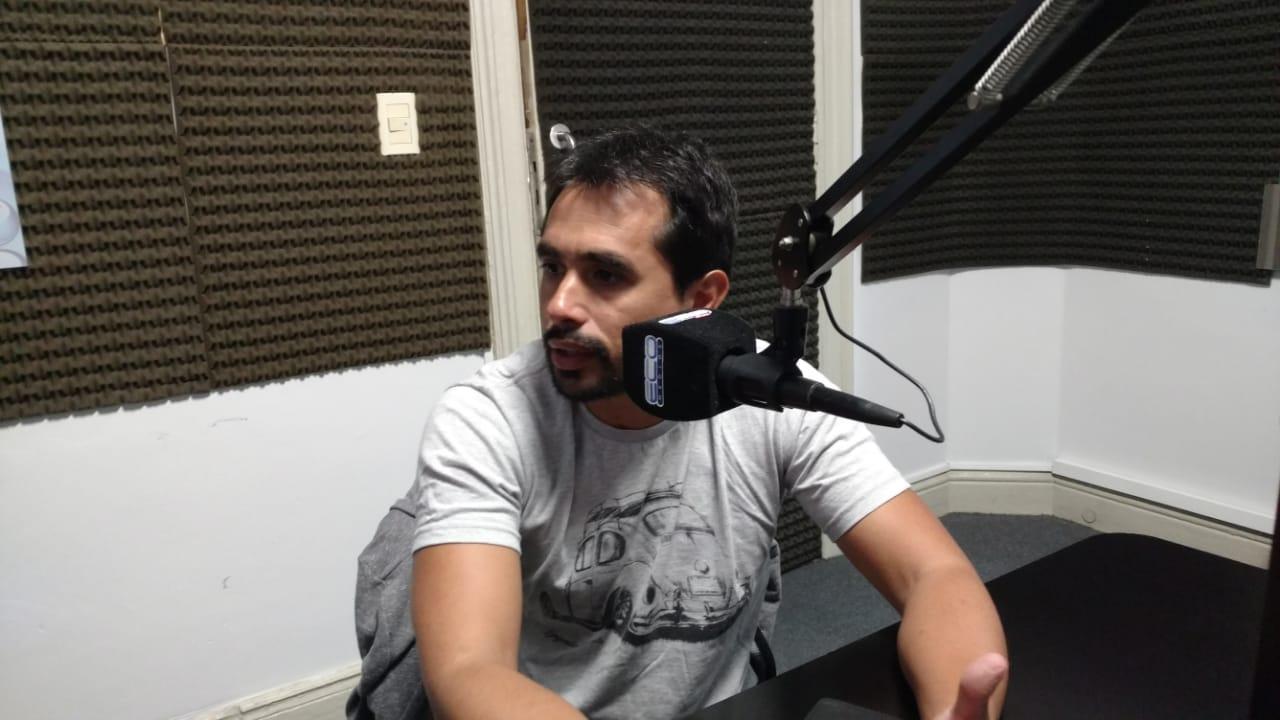 """Martín Maidana en Paradeportes Radio: """"A Lima 2019 vamos en busca del podio"""""""