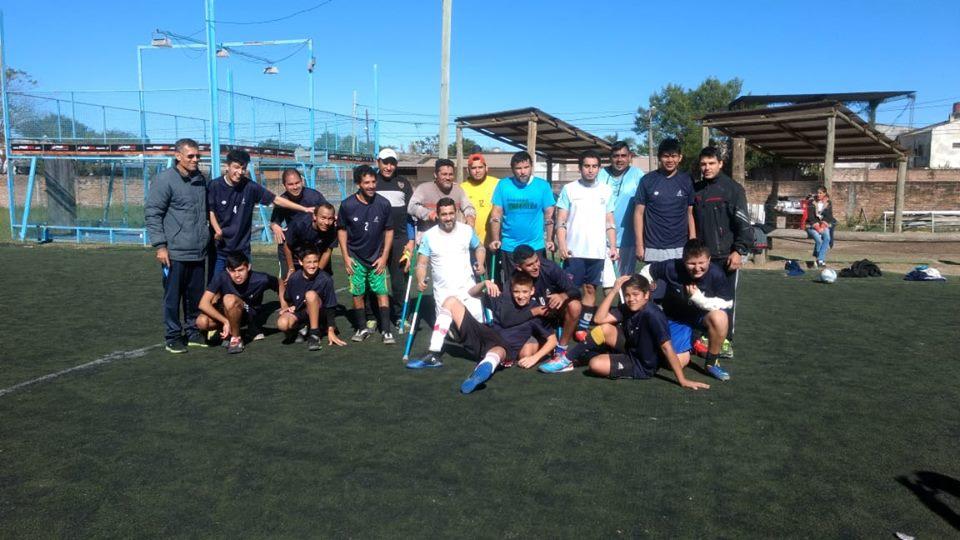 Fútbol 7: nueva escuela en Chaco