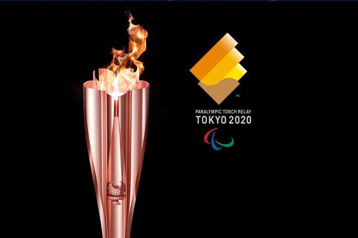 Tokio 2020 presentó su antorcha paralímpica