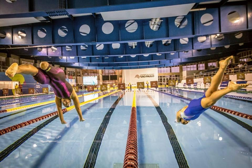 Nadadores listo para una competencia top en Brasil
