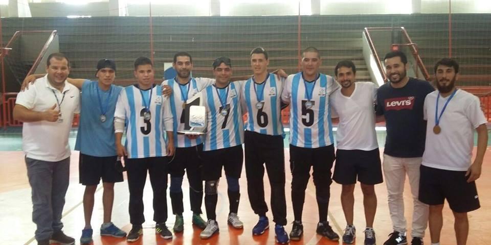 Goalball: la selección argentina y un importante ascenso en el ranking mundial