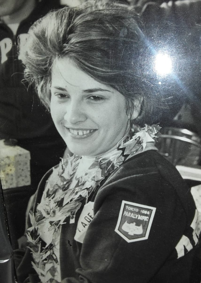 """Susana Olarte en Paradeportes Radio: """"Tokio 1964 es el mejor recuerdo de mi carrera"""""""