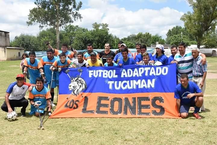 Fútbol para amputados: Mar del Plata y Tucumán se suman a la Liga Nacional
