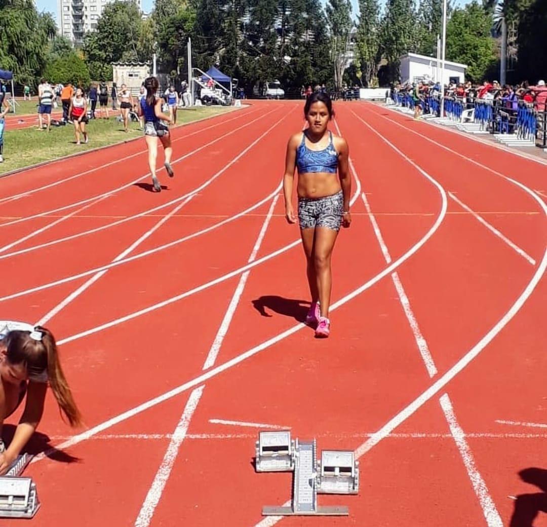 Atletismo: buenas marcas pensando en Lima 2019