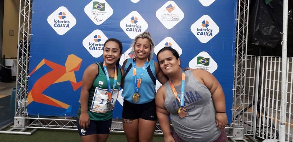 Ocho festejos del atletismo en San Pablo