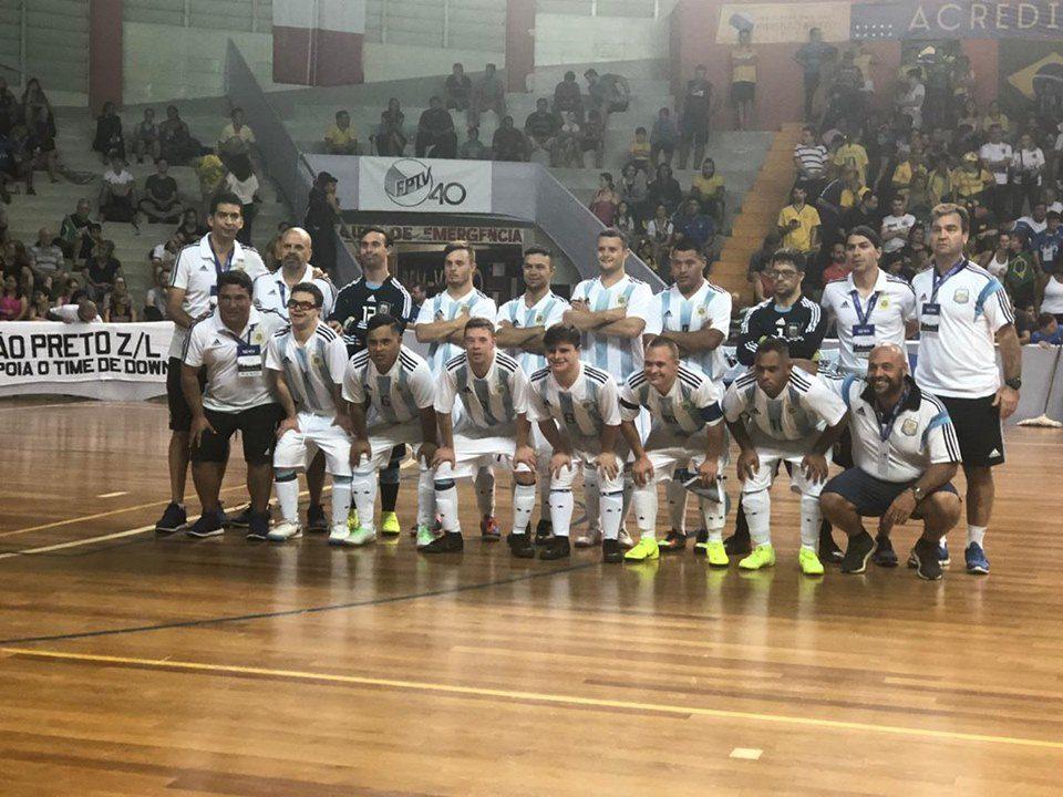 Futsal: Argentina, a la final del Mundial