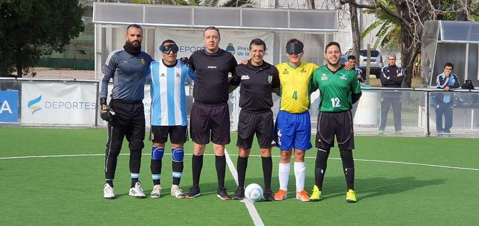 Fútbol para ciegos: Brasil, campeón de la Copa Tango