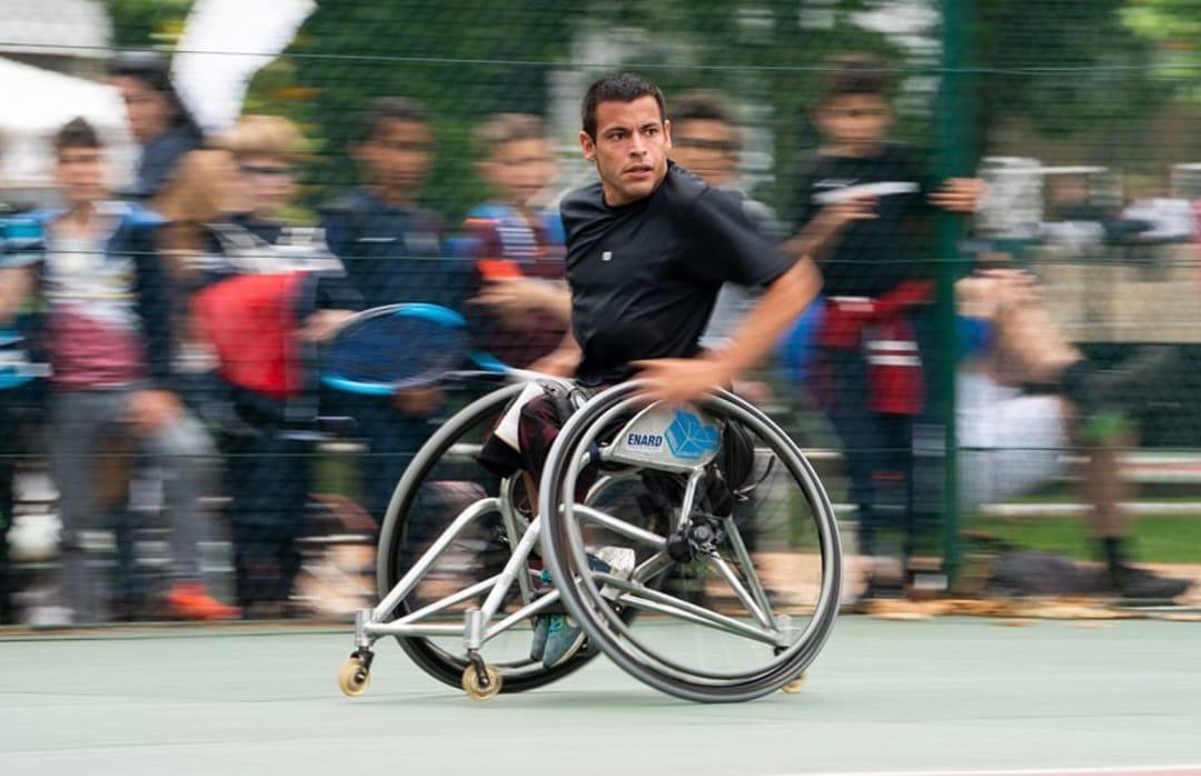 Tenis adaptado: los argentinos siguen en carrera en República Checa