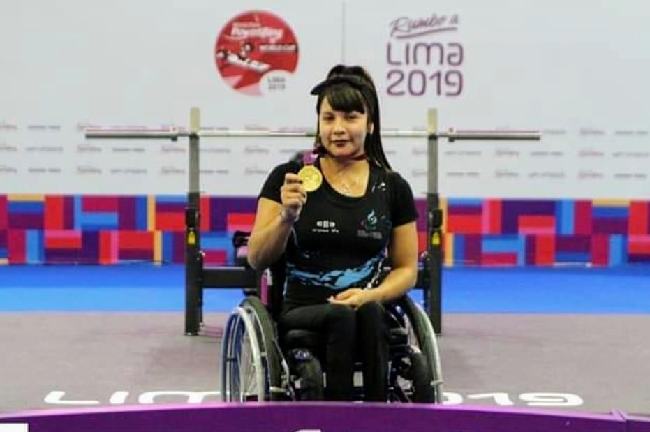 """Rumbo a Lima 2019   Lourdes Maciel: """"No imaginaba que iba a clasificarme en mi primer torneo"""""""