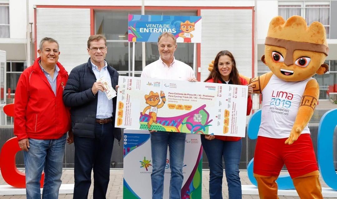 Lima, en la recta final hacia los Juegos Parapanamericanos
