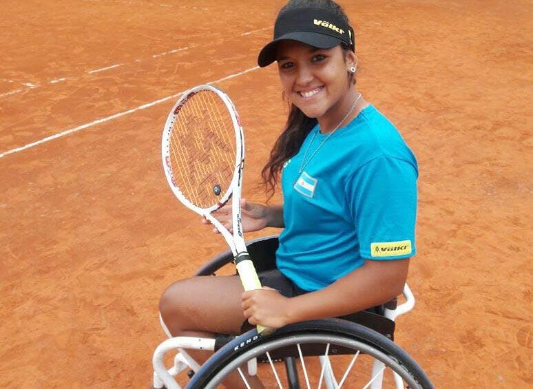 Tenis adaptado: Florencia Moreno, subcampeona en República Checa