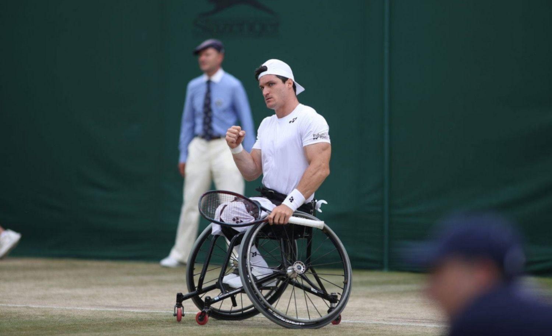 Tenis adaptado: Gustavo Fernández encara la recta final hacia Lima 2019 y el US Open