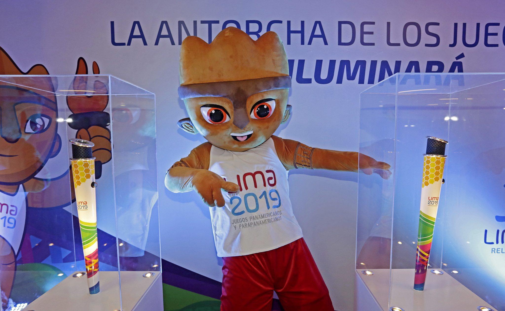 Lima 2019 presentó la antorcha parapanamericana