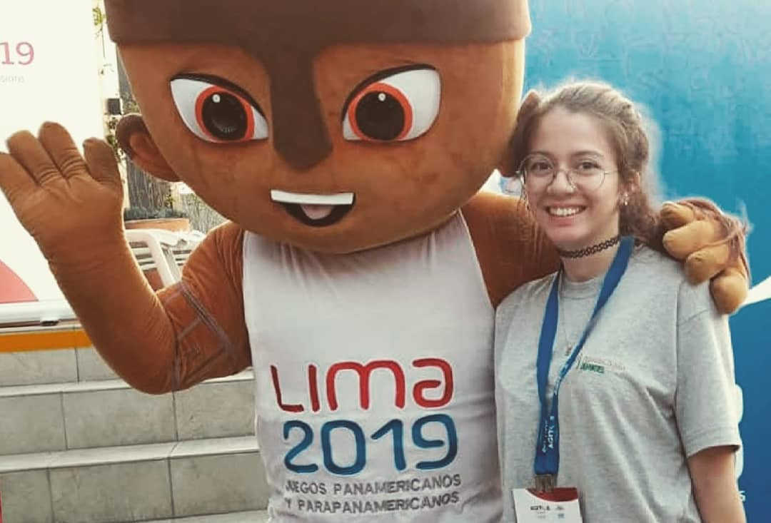 """María Laura Rodríguez Belvedere en Paradeportes Radio: """"Mi objetivo en Lima 2019 es superarme a mí misma"""""""