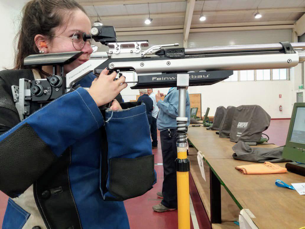 """Rumbo a Lima 2019   María Laura Rodríguez Belvedere: """"El tiro fue clave para asumir mi discapacidad"""""""
