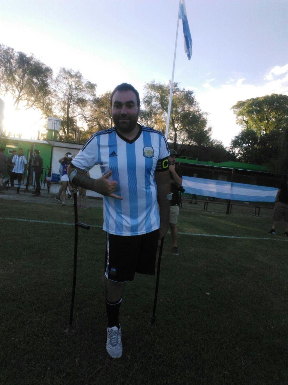 """Hernán Travagliante en Paradeportes Radio: """"Queremos ganar la Copa Confederaciones"""""""