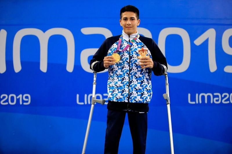 Lima 2019. Día 5: la natación sigue sumando medallas argentinas con grandes actuaciones
