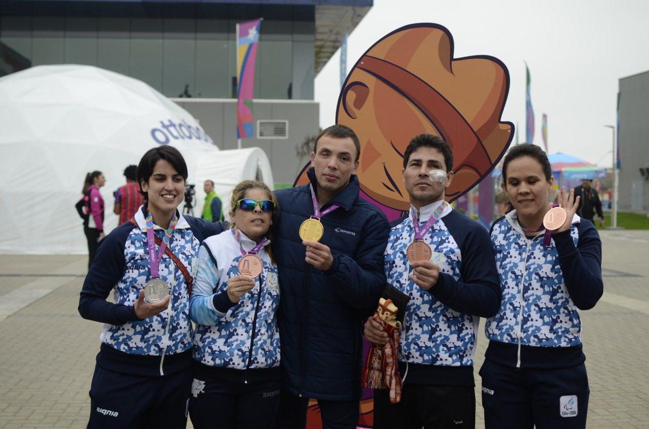 Lima 2019. Día 4: en judo los argentinos sumaron tres nuevas medallas