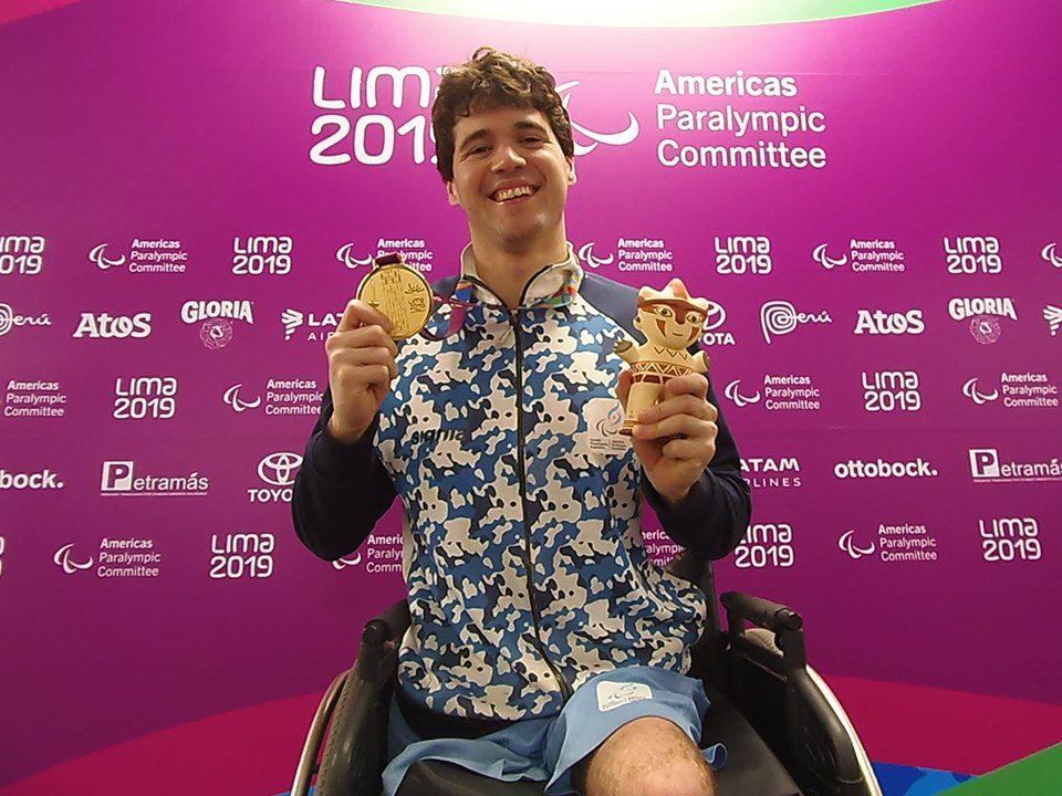 Natación: ¡Matías de Andrade, medalla de bronce en el Mundial de Londres!