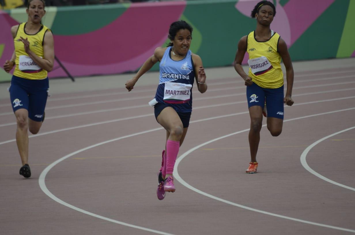 El atletismo argentino confirmó su jerarquía en Lima 2019