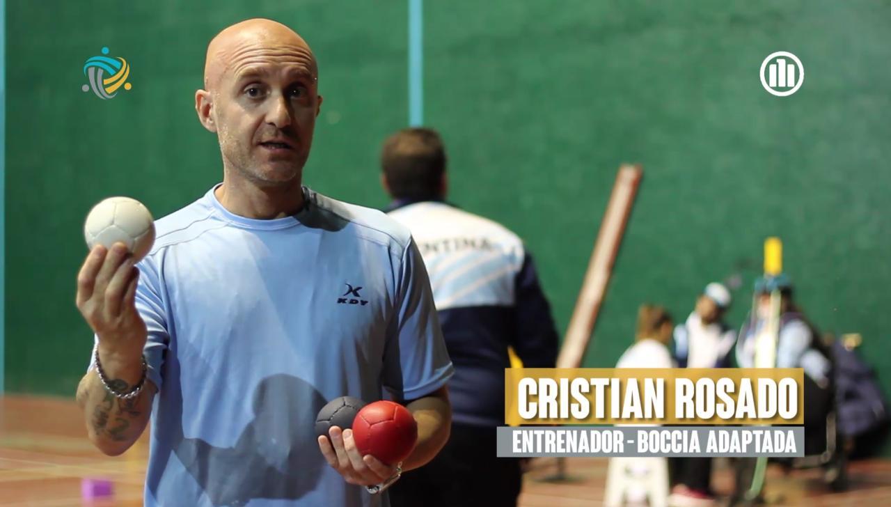 """Cristian Rosado en Paradeportes Radio: """"En Brasil vamos por los pasajes a Tokio"""""""
