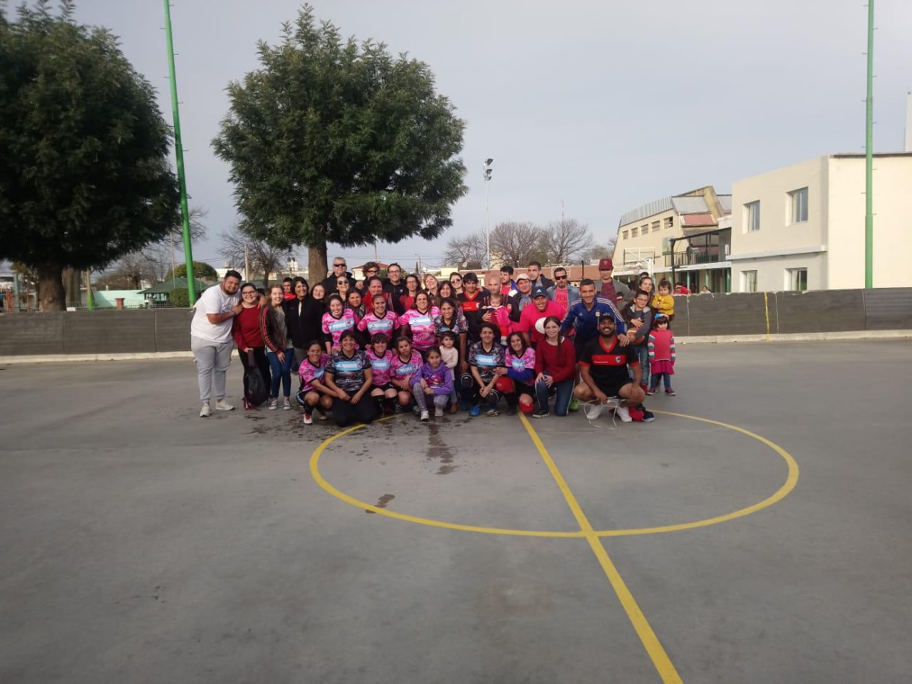 Fútbol para ciegos: Las Guerreras de Córdoba gritaron campeón