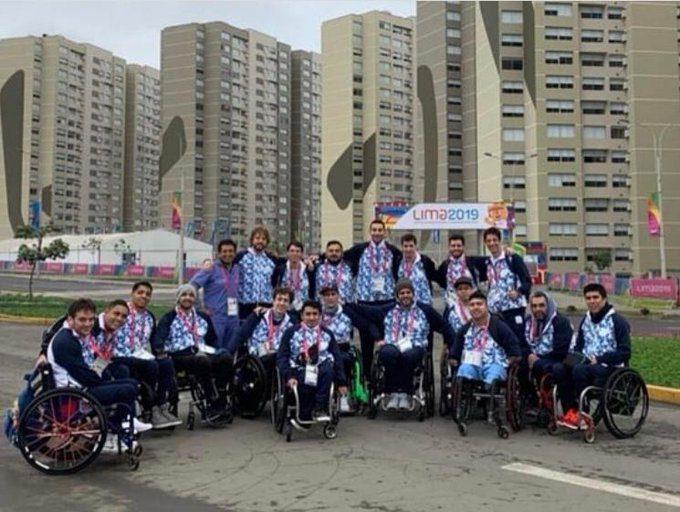 Lima 2019: el quad rugby cumplió con lo planificado en los Juegos Parapanamericanos