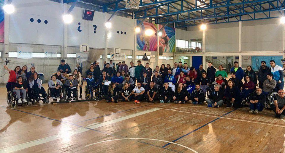 Boccia: Mar del Plata disfrutó del Open Nacional